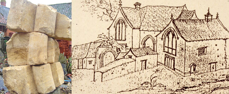 Vaunde-Abbey