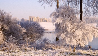 Winter Grimsthorpe