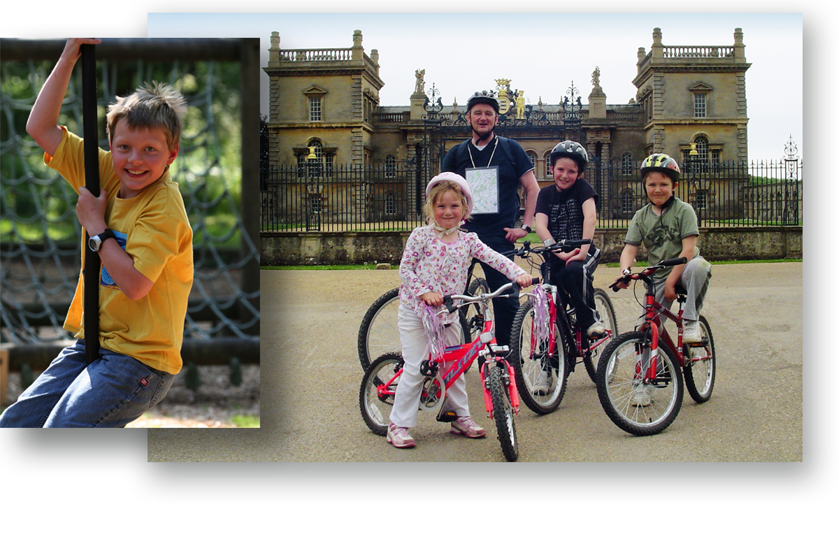 Families Love Grimsthorpe