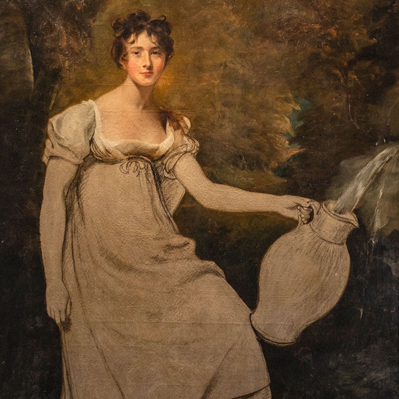 Lady Willoughby de Eresby