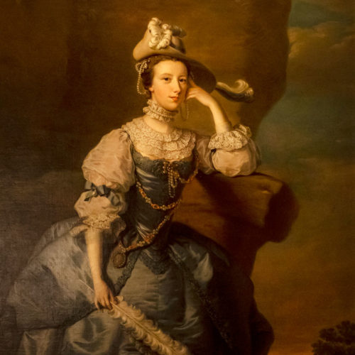 Mary Panton, Duchess of Ancaster