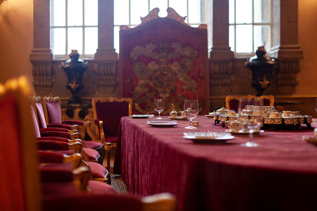 The State Dinning Room
