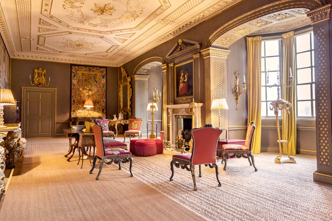 The Tapestry Drawing Room