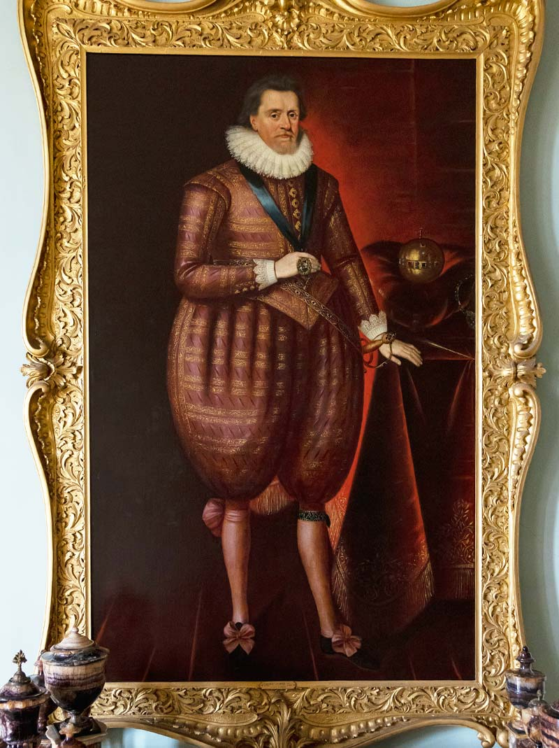 King James I of England and VI of Scotland (1566-1625)