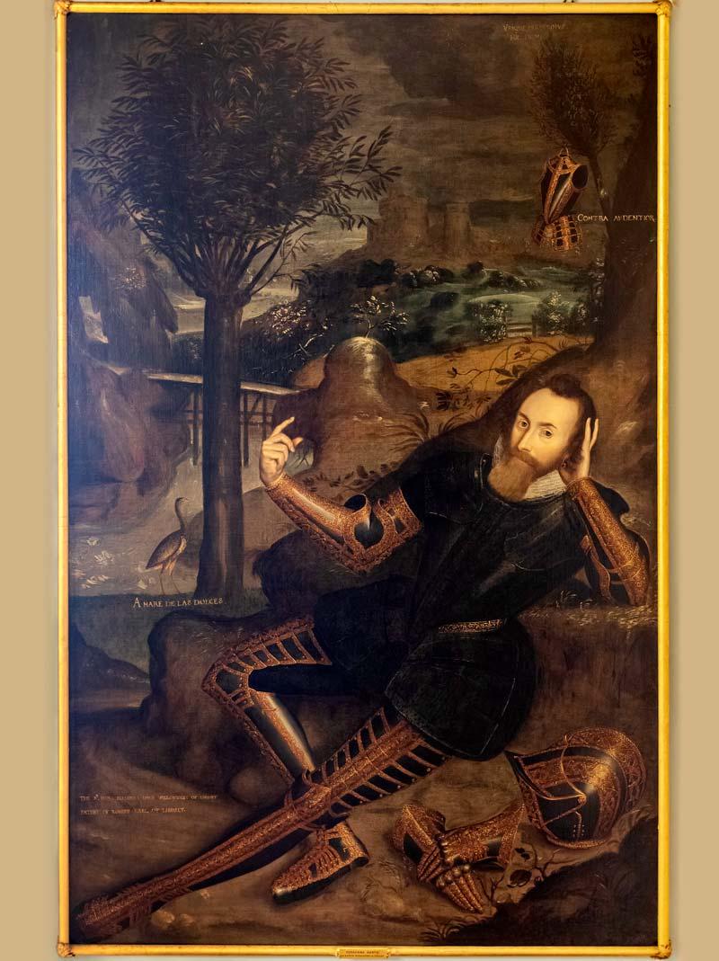 Peregrine Bertie, 13th Baron Willoughby de Eresby (1555-1601)